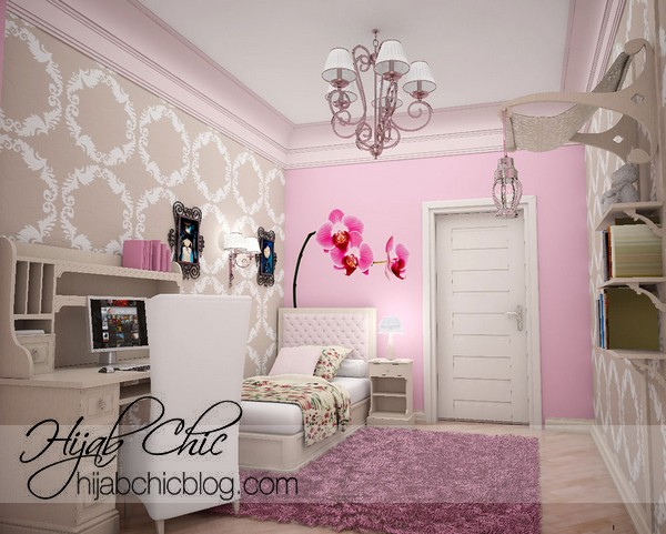 cool-bedrooms-for-teenage-girls-tumblr