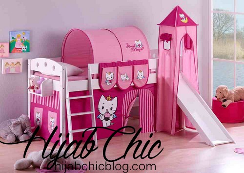 Hello-kitty-kids-bunk-bed-tent-supplies-slippers-bedrooms-clothing-seat-covers-swimsuit-kids-furniture-accessories-stickers-flip-flops-suitcase-design