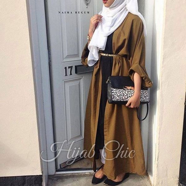 Hijab Outfit Ideas For Winter