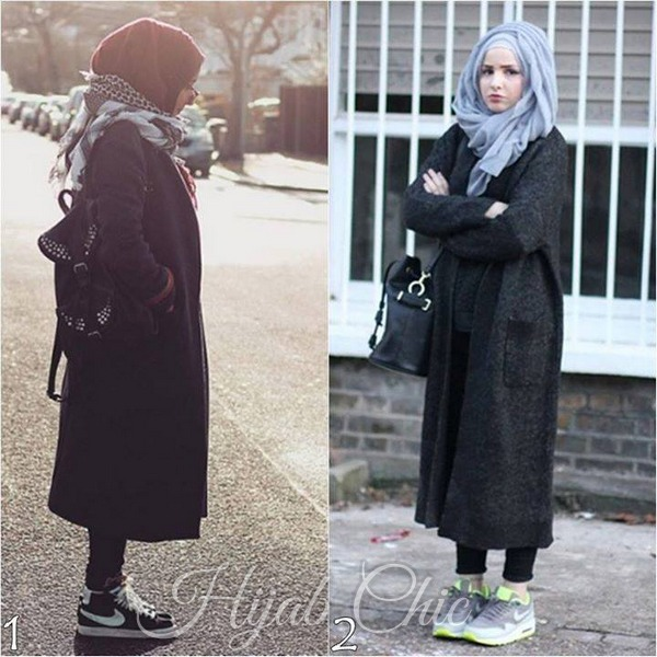 Muslim Fashion Hijab Styles